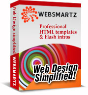 Websmartz Website Builder screenshot